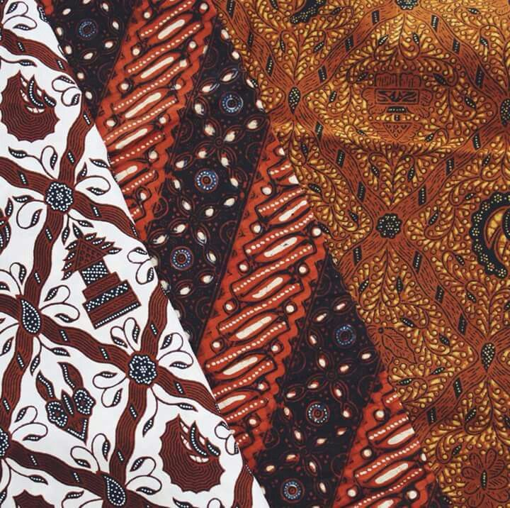 The Batik of Indonesia