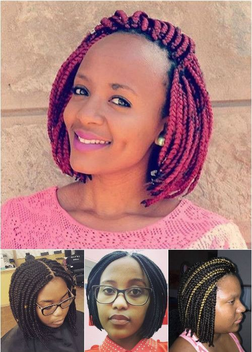 50 exquisite box braids hairstyles to do yourself box braids bob 50 exquisite box braids hairstyles to do yourself solutioingenieria Gallery