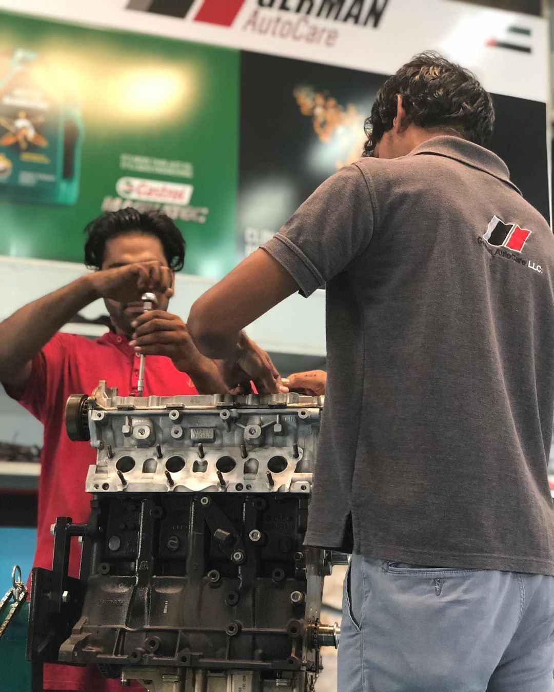 German Auto Care Car repair service, Car oil change