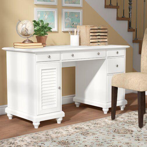 midland solid wood computer desk in 2019 diy wood computer desk rh pinterest com