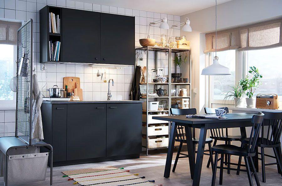 30 Idee Per Arredare Una Cucina Stile Industriale Ikea Nel 2020