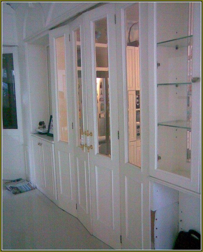 Mirrored Bifold Closet Doors Home Depot Pinteres