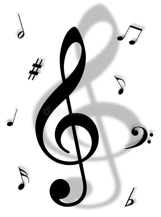 Resultado De Imagem Para Simbolos De Musica Mensagem De Coracao