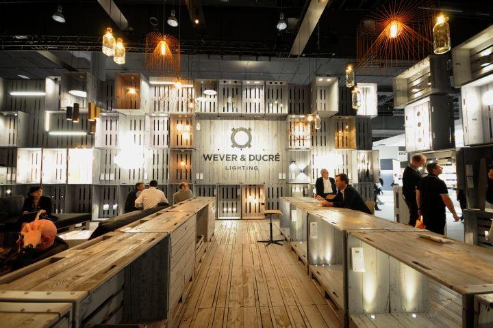 light building 2014 frankfurt wever ducr exhibit. Black Bedroom Furniture Sets. Home Design Ideas