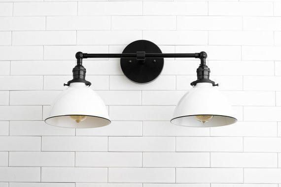 Photo of Wall Lighting – Vanity Light – Farmhouse Lighting – Bathroom Fixture – Wall Lamp – Adjustable Light – Lighting – Model No. 4564