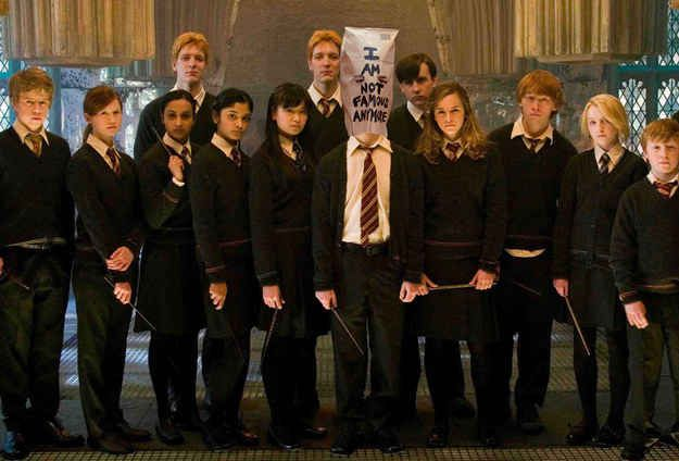 27 Characters Who Would Have Been Way More Interesting Than Harry Potter