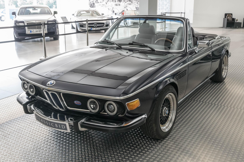 Bmw 3 0 Csi E9 Cabrio 1974 0 Bmw E9 Bmw Classic Cars