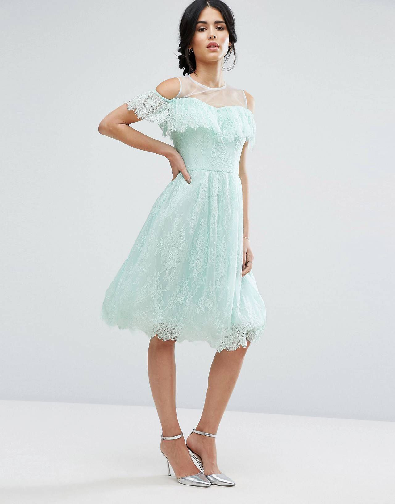Attractive Party Dress Asos Photo - All Wedding Dresses ...