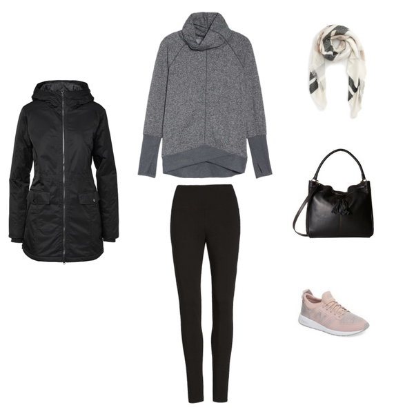 Create A Stay At Home Mom Capsule Wardrobe: 10 Winter 2018