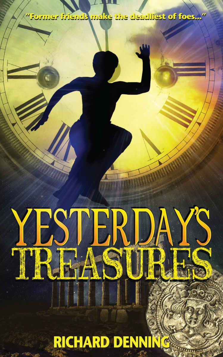 Yesterday's Treasures (Hourglass Institute Series Book 2) eBook: Richard Denning: Amazon.co.uk: Kindle Store
