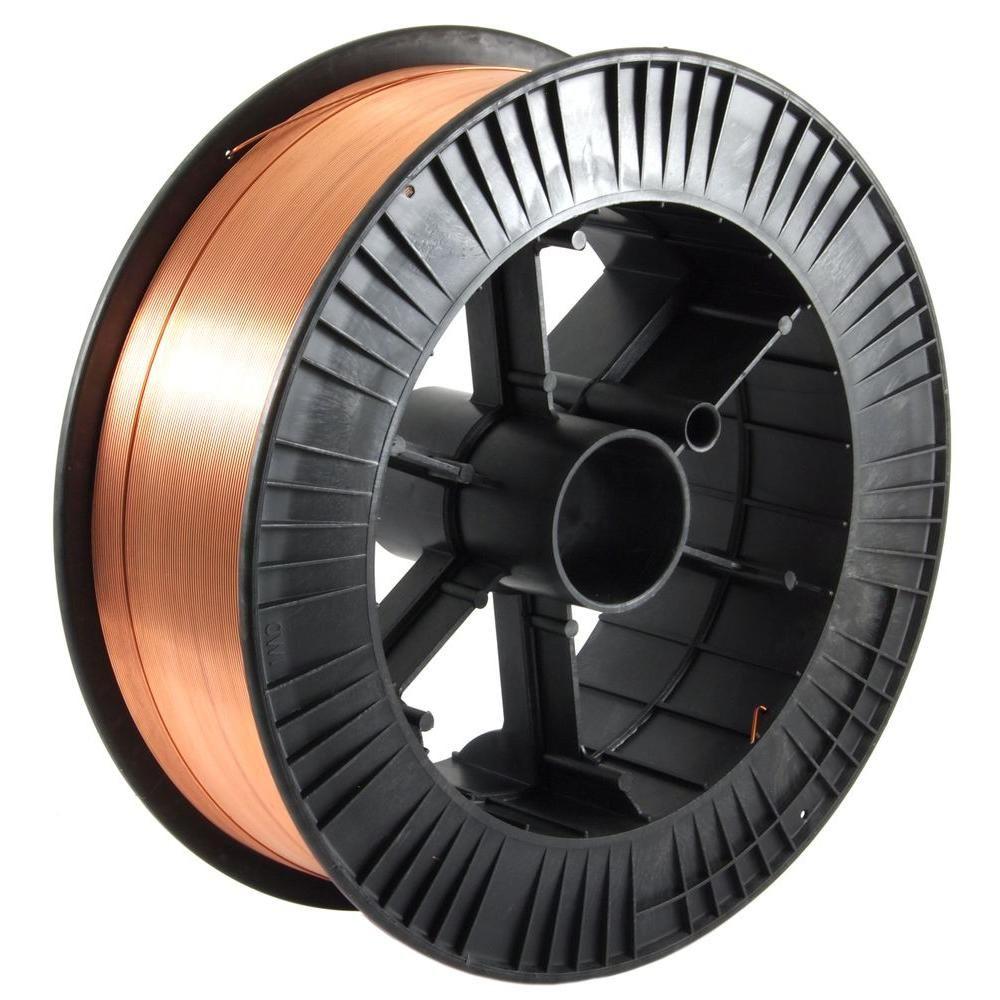 SuperArc L-56 MIG 12.5 lb Welding Wire .030 in Spool Excellent For Mild Steel