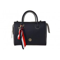 ed853e5b5 ΤΣΑΝΤΕΣ TOMMY HILFIGER CHARMING TOMMY SATCHEL AW0AW05124 | Tommy ...