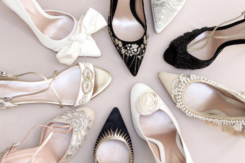 Bespoke Bridal Shoes \u0026 Bespoke Wedding