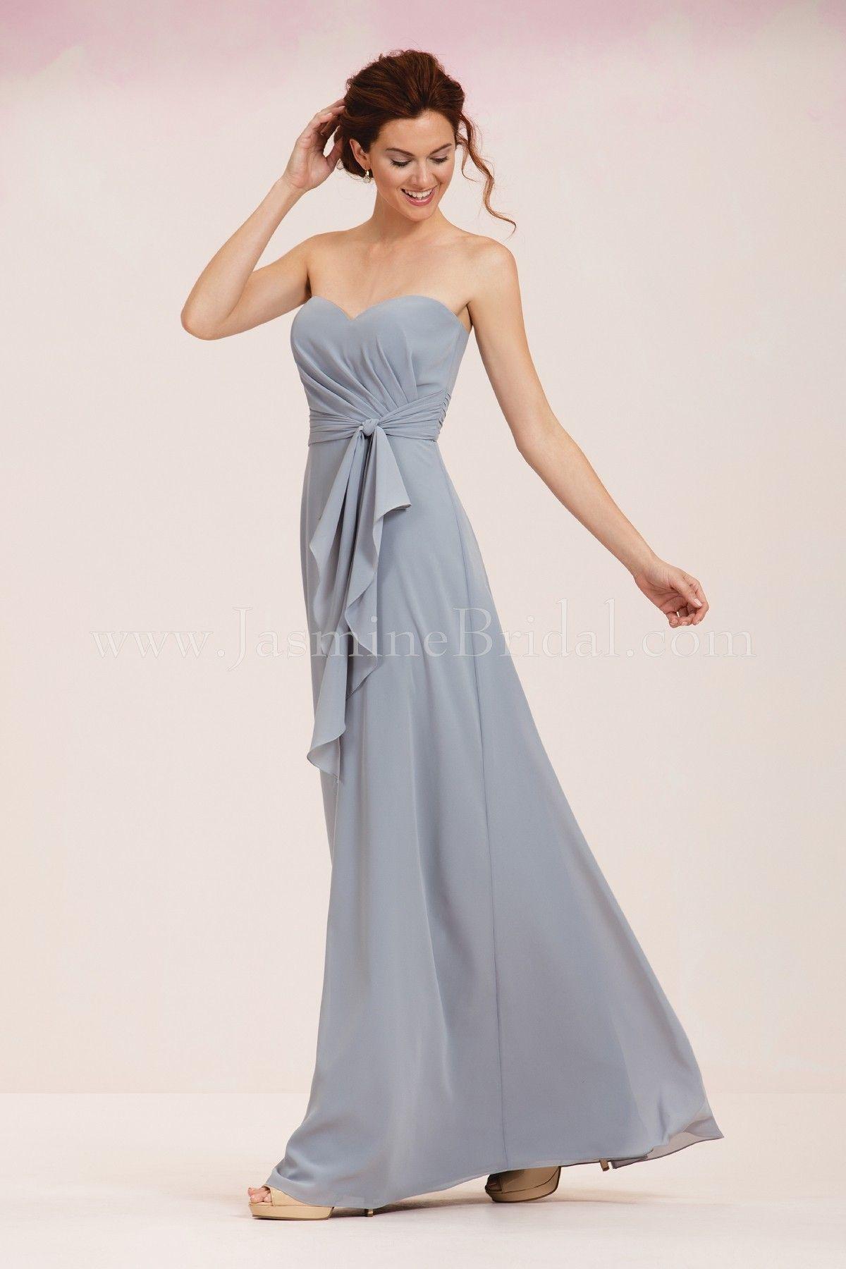 Jasmine bridal bridesmaid dress jasmine bridesmaids style p186054 jasmine bridal bridesmaid dress jasmine bridesmaids style p186054 in nickel ombrellifo Images
