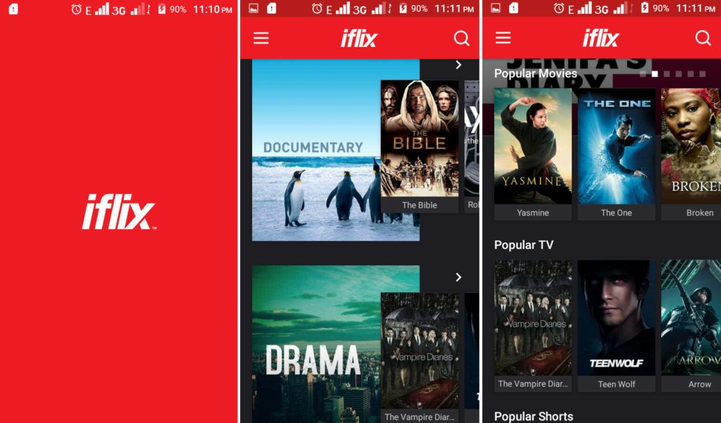 Iflix App Watch Stream Movies With Iflix Mobile App Low Data Rate Charges Techfiver Movies Movies To Watch Streaming
