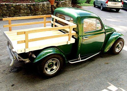 Buy New 1960 Volkswagen Beetle Pick Up Truck A Unique Fresh