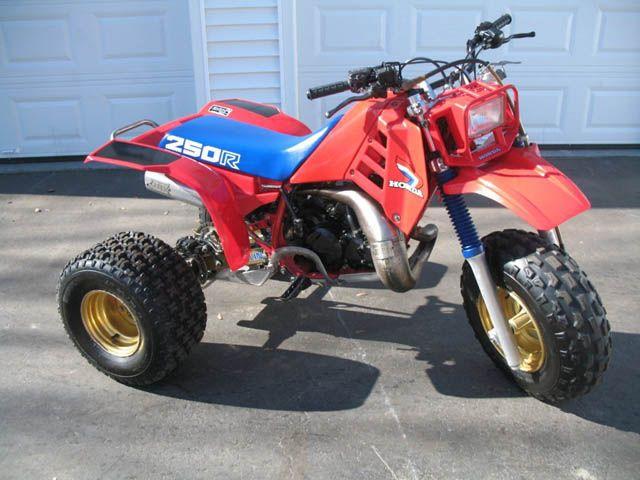 85 honda 250r from maine atc pinterest honda atv for Honda motorcycle dealers maine