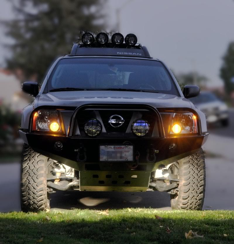 Led Bar With Pro 4x Lights Google Search Nissan Xterra Nissan Nissan Frontier