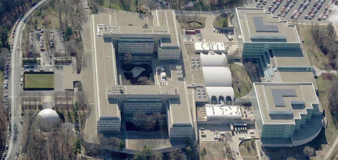 Cia Headquarters Langley Va My Dream Job Central