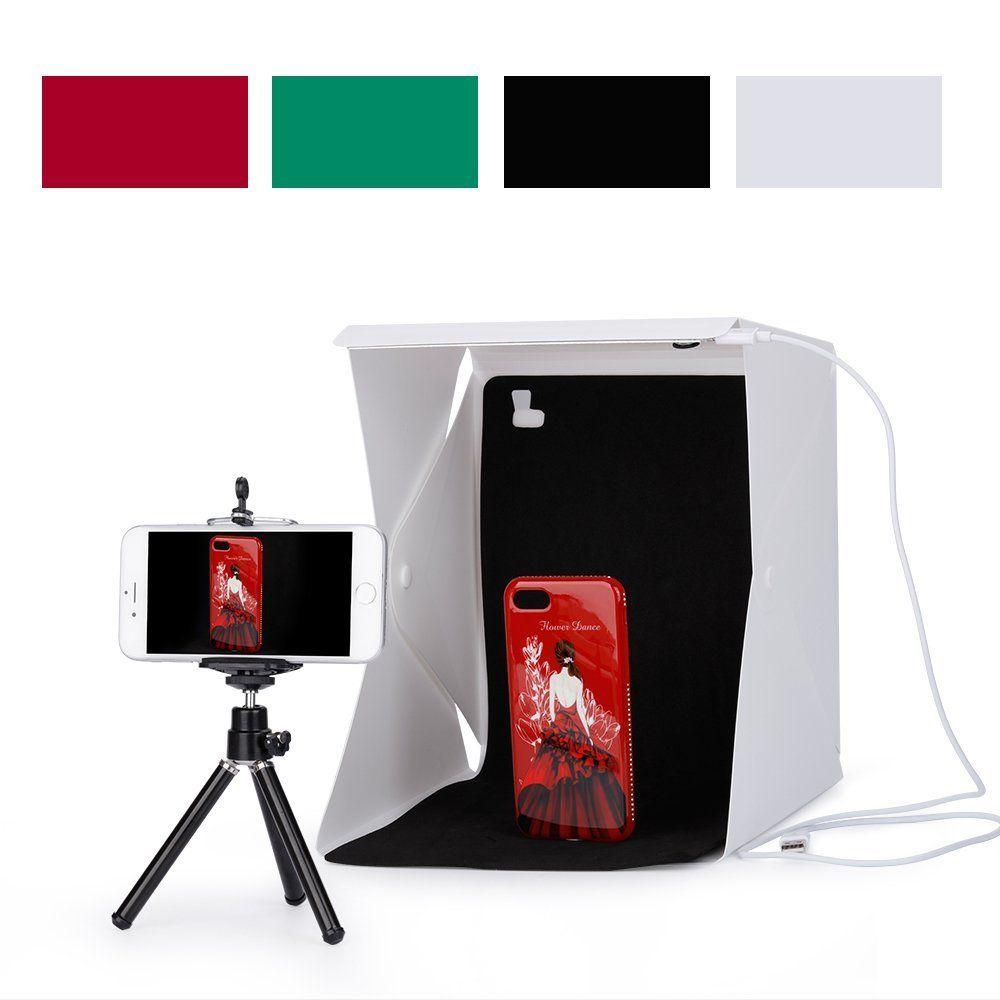new mini folding studio light box photography foldable portable
