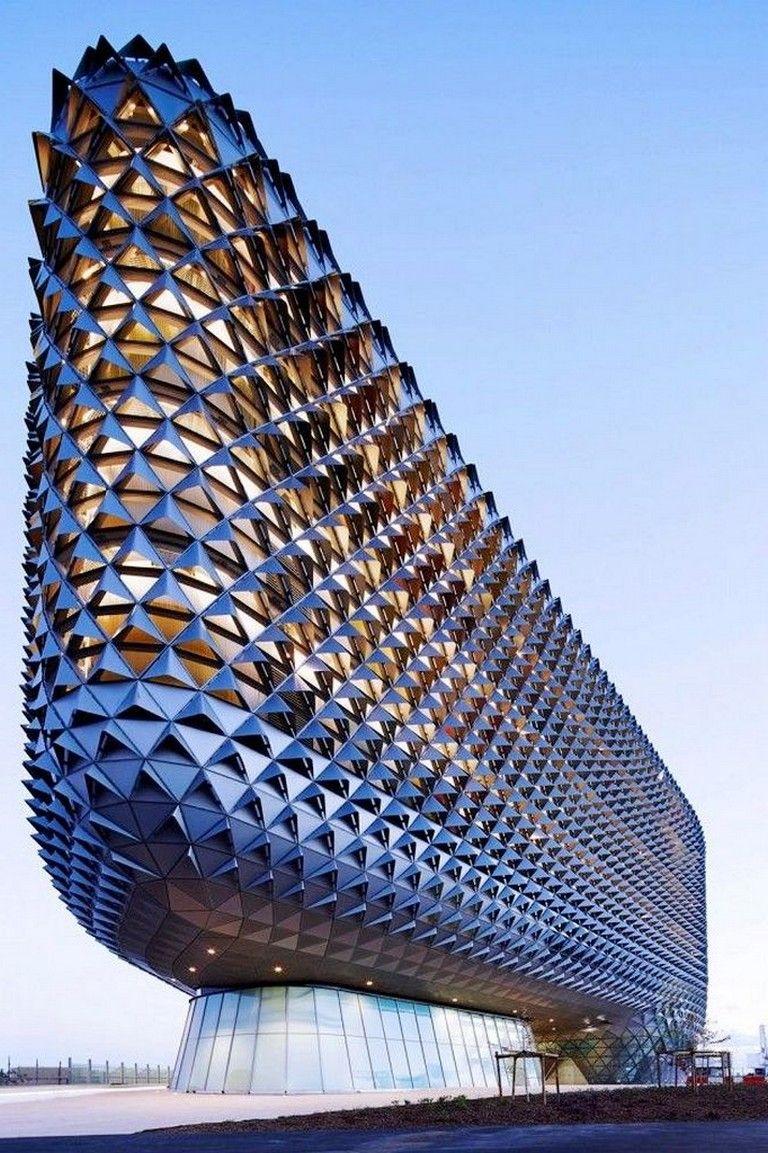 31+ Amazing Huge Parametric Architecutre Design Ideas 2018 architecture architectureideas architecturedesign is part of Modern architecture -