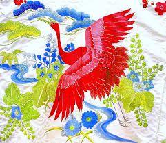 Картинки по запросу Японская вышивка