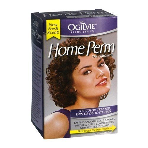 Ogilvie The Original Home Perm For Color Treated Hair By Check Out