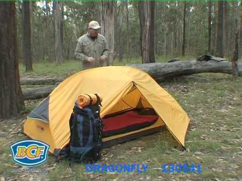 BCF Australia - Black Wolf Dragonfly - Tent Guide - BCF & BCF Australia - Black Wolf Dragonfly - Tent Guide - BCF | camping ...
