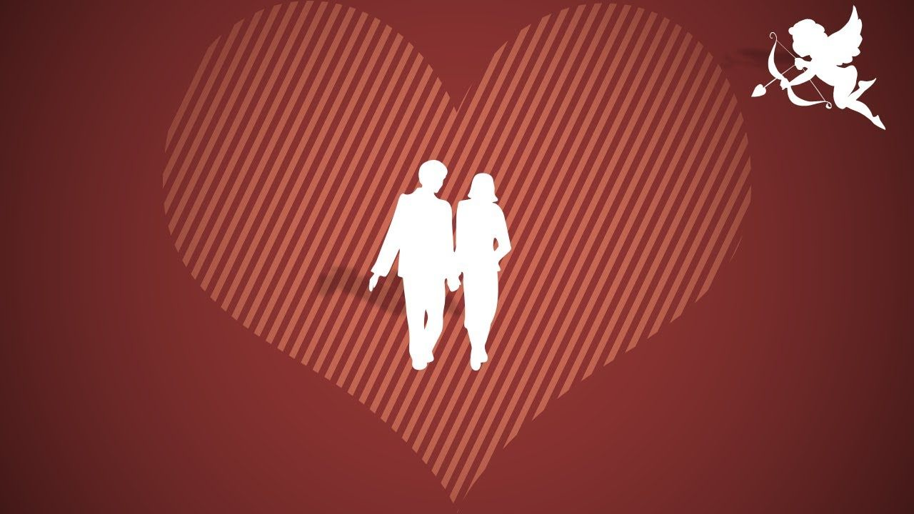 Valentine\'s Day Clip Arts for PowerPoint http://www.indezine.com ...