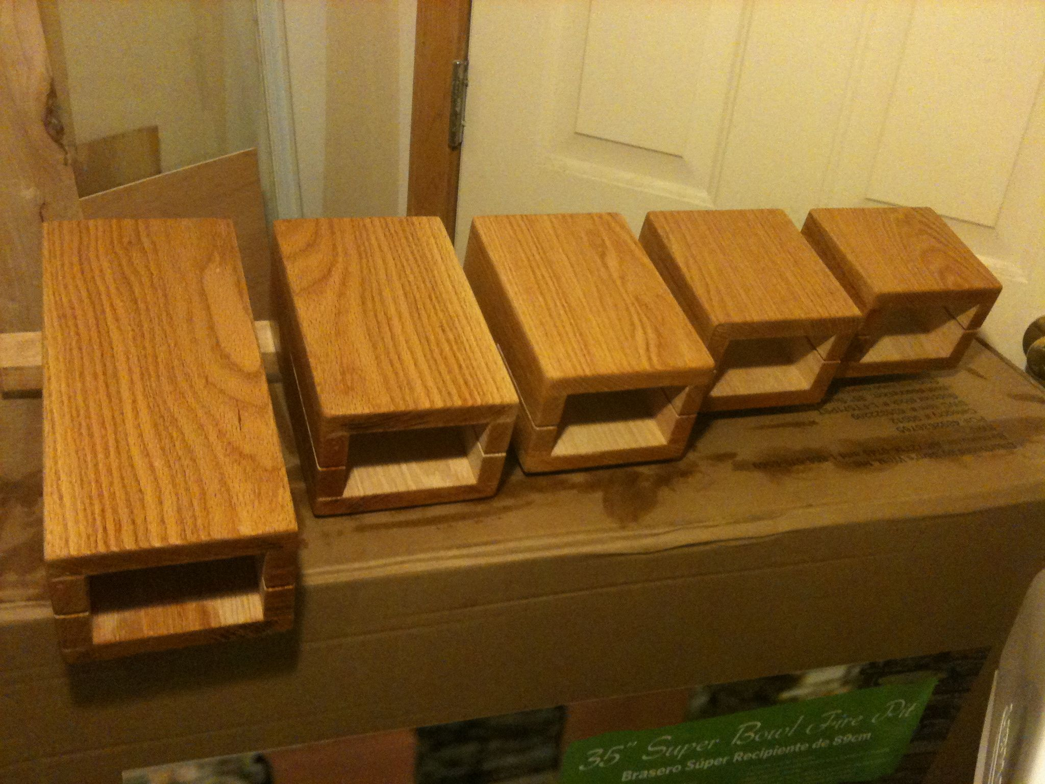 Diy Wooden Instruments Responses To Homemade Percussion Chimes