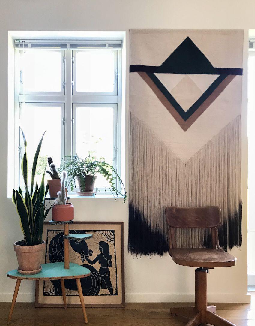 A Nordic Bohemian Farmhouse With Soaring Ceilings Design Sponge
