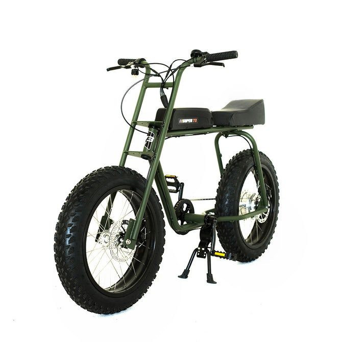 Super 73 Offers Retro E Biking Adventure On The Cheap Electric Motorbike Bike Eletric Bike