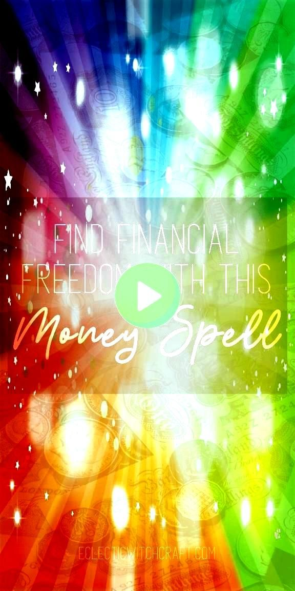 #financialfreedom #motivation #witchcraft #withinthis #retirement #encourage #financial #visionis #freedom #living #become #vision #frugai #little #magicka money spell that works fast. Save your money, pay off your debts, find financial freedom, and then have a little bit of fun with money spell magic! You don't need a vision board to find financial freedom. Become debt free with this easy money spell. Get the motivation you need to save your money, stay within your budget, and encourage frugaia #moneyspells