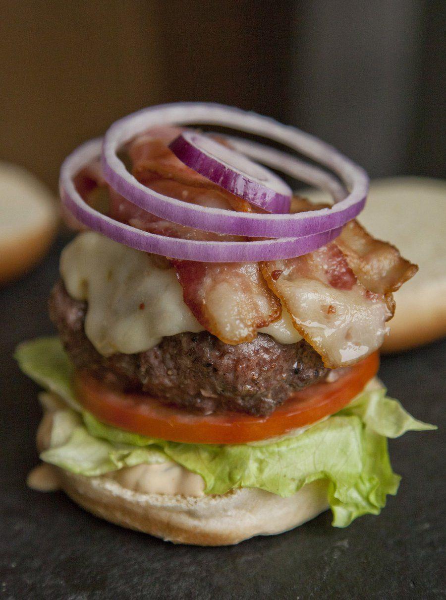 Photo of Sara's Capon Burger