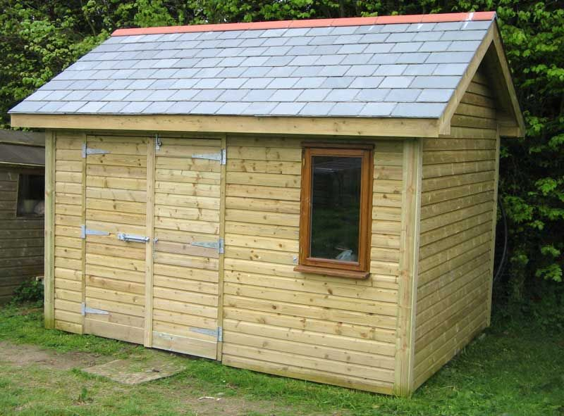 Rustic sheds satisfying to design and build your own for Design your own barn