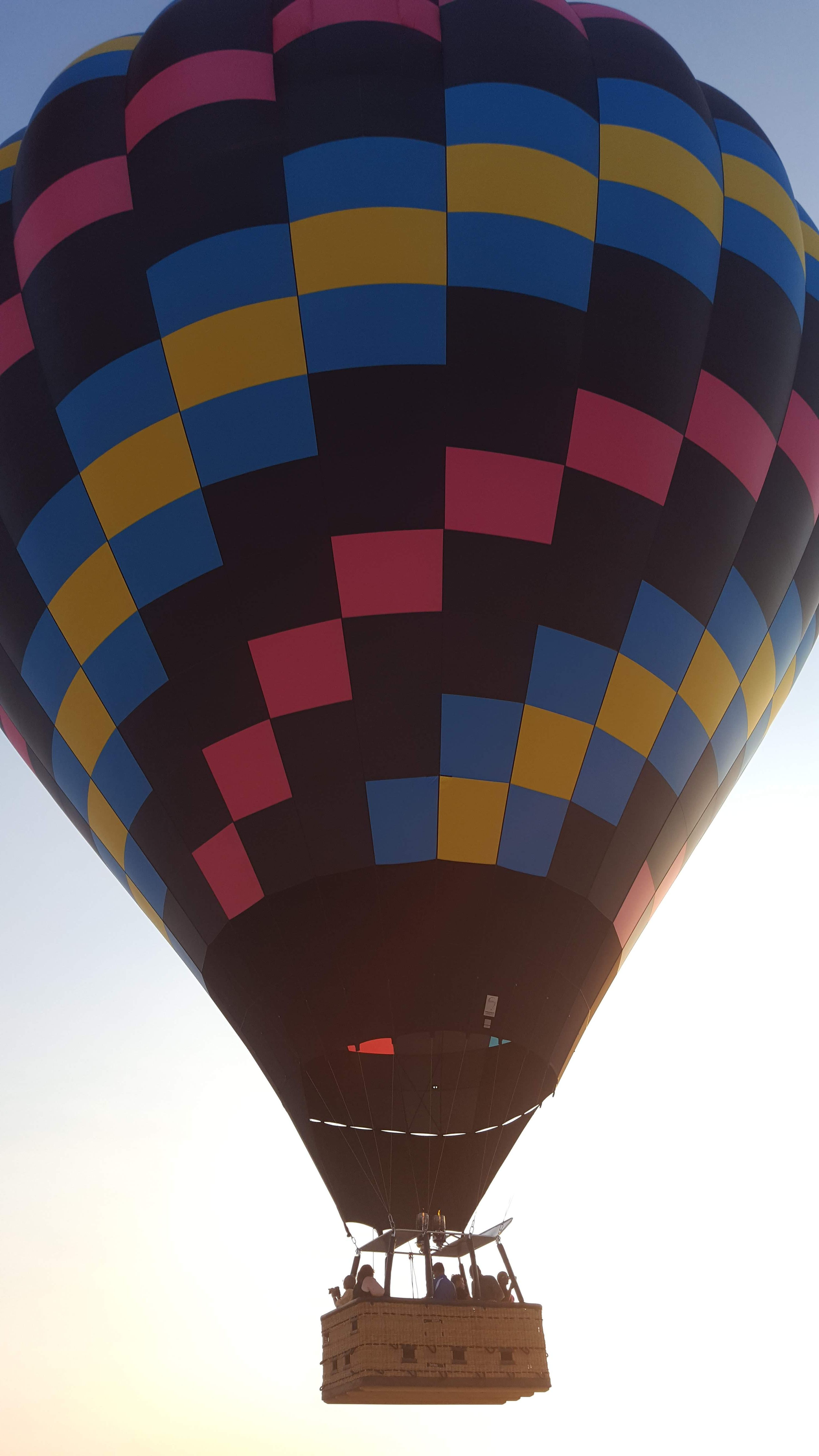 Hot air balloon rides image by Vegas Hot Air Sin City