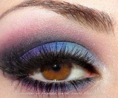 beautiful, eyes, make-up, pretty - inspiring picture on Favim.com