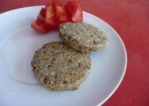 Croquetes ou hambúrgueres de lentilhas