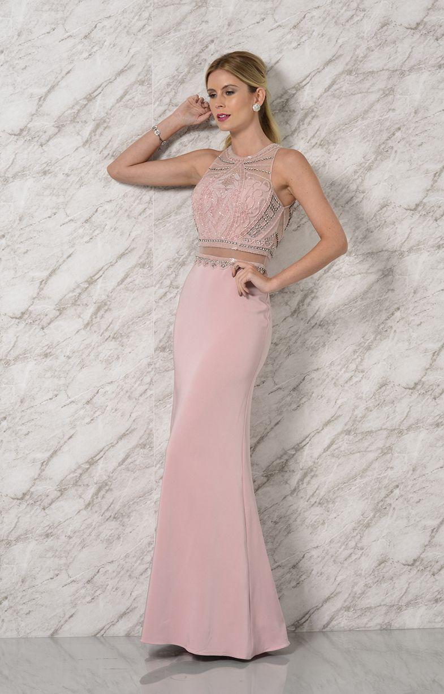 Vestido rosê - Conscious   Vestidos, Moda feminina online ...
