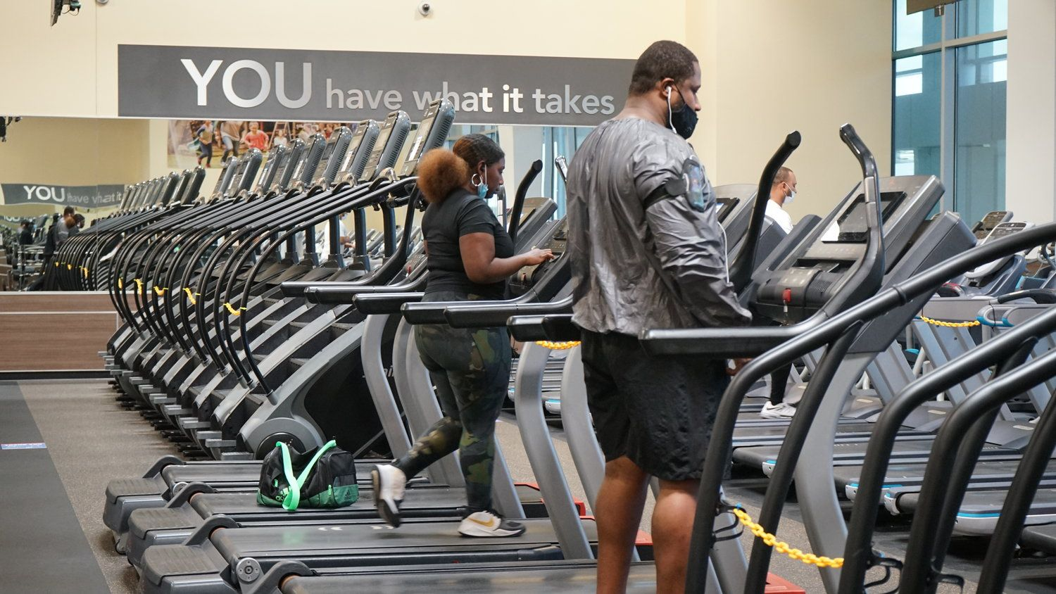 Gyms reopen in valley stream to limited capacity herald