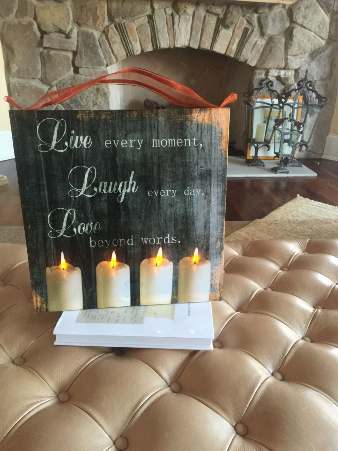 Lighted Wall Decor live laugh love lighted sign wall decor hangings canvas print live