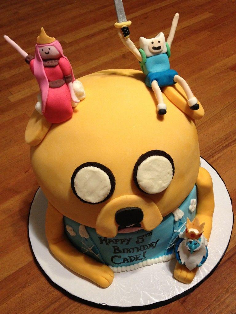Adventure Time Cake Designs | Adventure Tine | Pinterest | Adventure ...