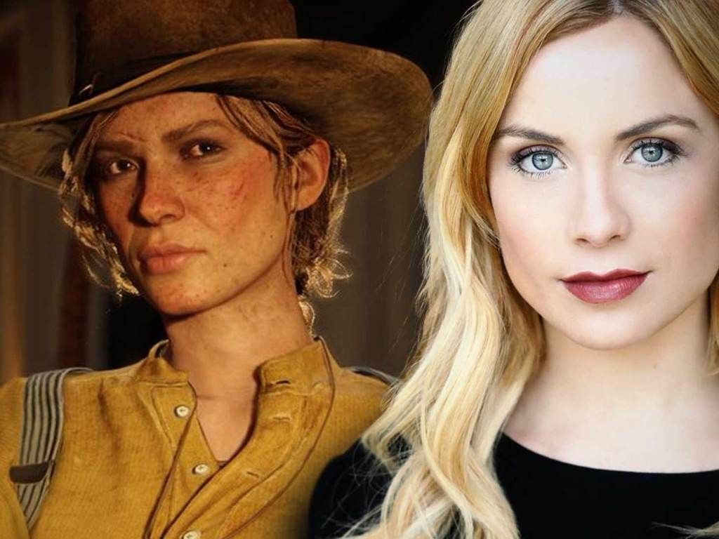 Sadie Adler Alex Mckenna Red Dead Redemption Ii Red
