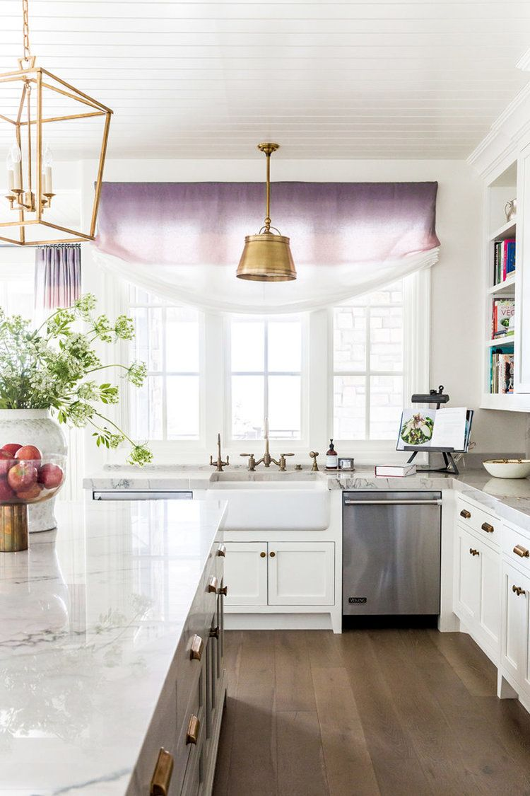 A Top Fashion Blogger\'s Equally Fashionable Kitchen   Pinterest