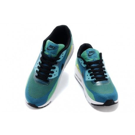 81611d03dd0f5 New UK Nike Air Max 90 JCRD Women Green Blue Black White Cheap Men ...