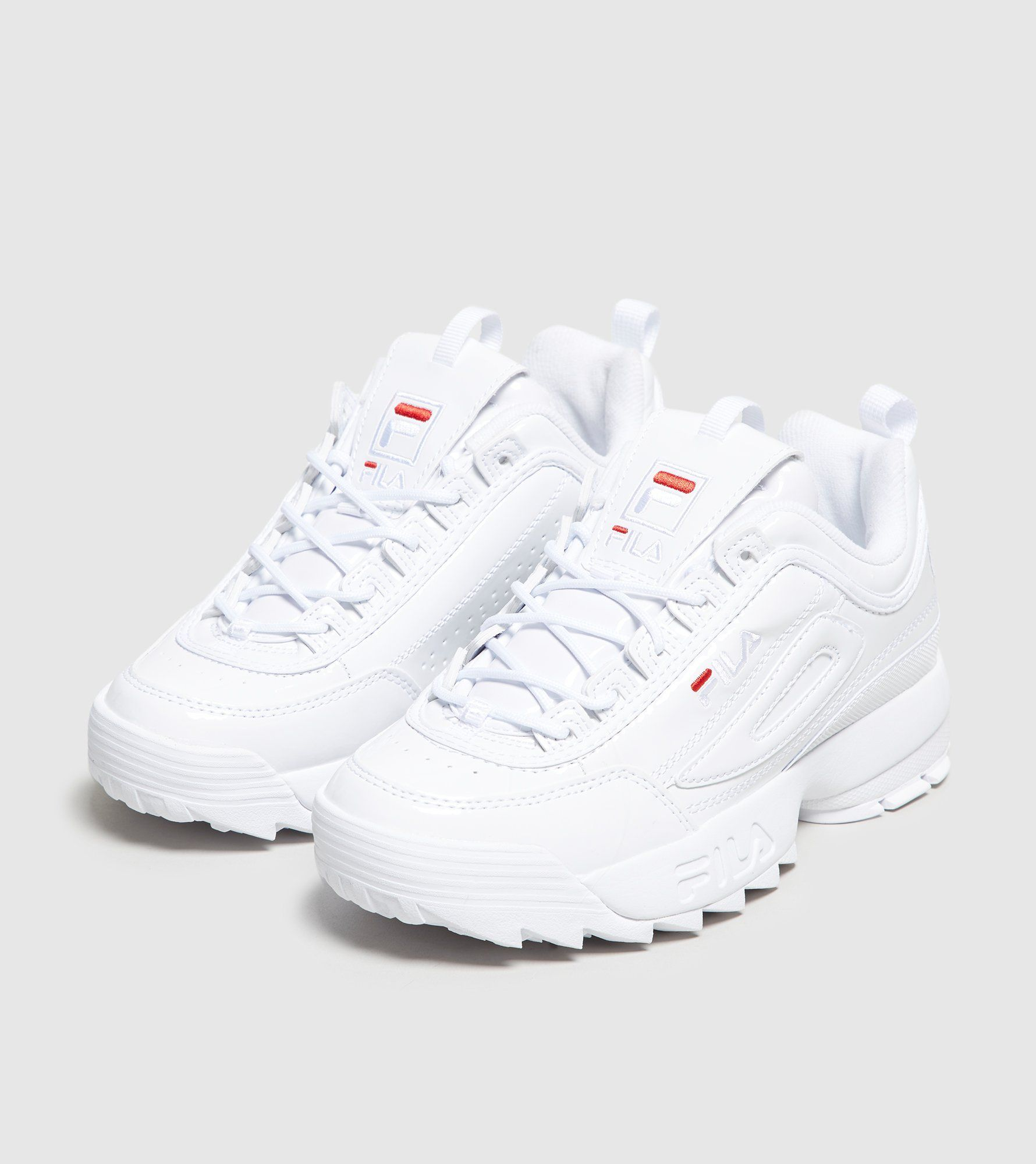 super cute 07bfd 6143f Sneakers women - Fila Disruptor II Chaussures Fila, Chaussures Femme,  Basket Tendance, Sneakers