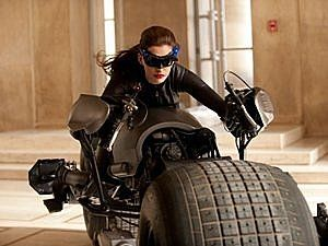 Anne Hathaway // The Dark Knight Rises, 2012