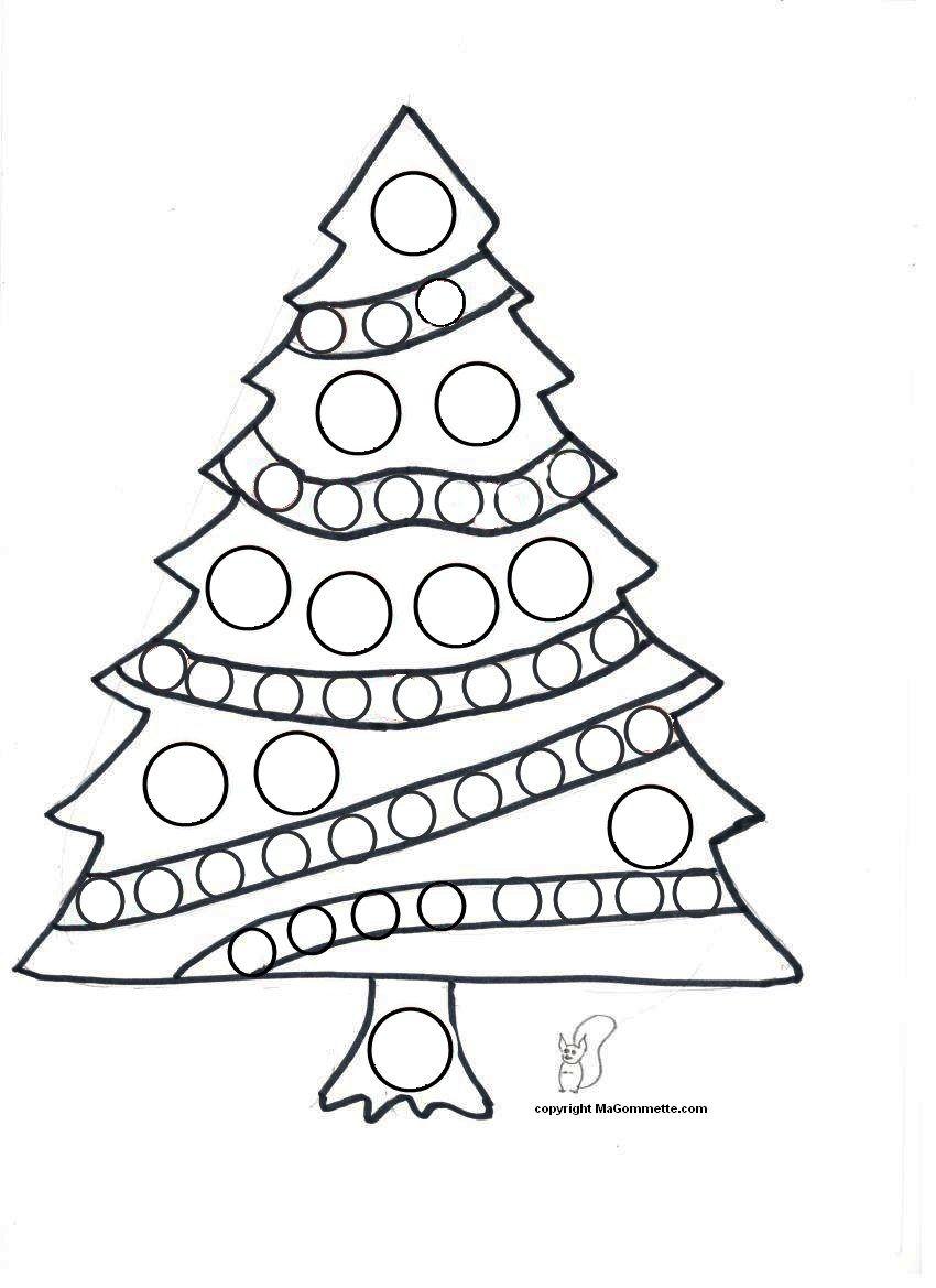 Modele Sapin Noel Decouper Modac2a8les Dessins Imprimer Pour Gommettes Blog Ma Gommette Dessin M Dessin Sapin De Noel Coloriage Sapin De Noel Coloriage Sapin