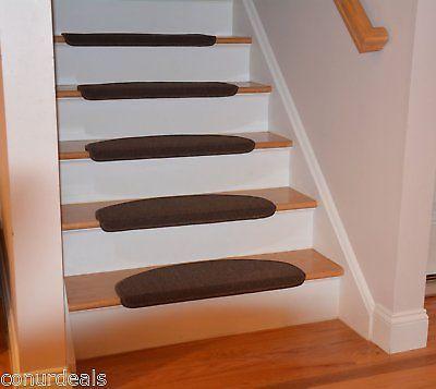Best Affordable Bullnose Stair Treads Carpet Non Skid Str*P 400 x 300
