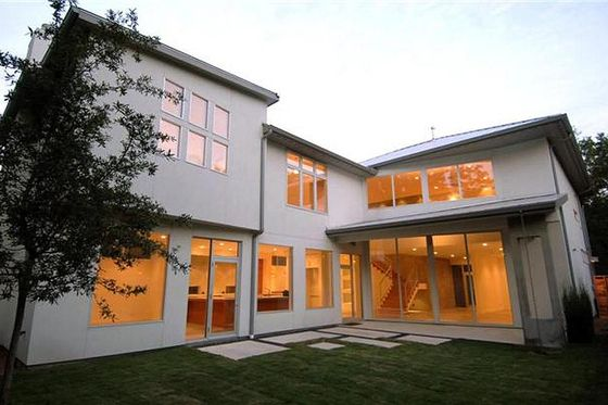 4500 square foot modern home NEW HOME Pinterest Square feet
